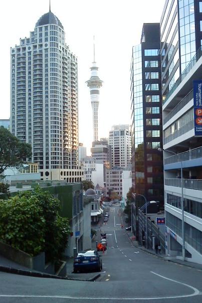Snabbkurs Nya Zeeland
